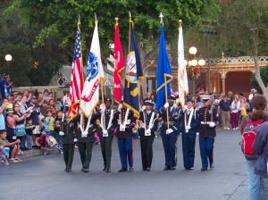 Veterans Day Flag Ceremony - Photo by Loren Javler via Flickr